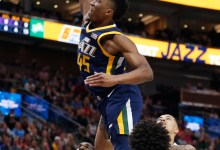 Rookie Mitchell Soars in Jazz 96 – 81 Victory