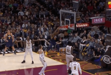 Jazz Lose to Cavs as the King Takes Over Late