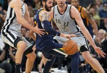Jazz Win Fifth Straight by Downing Spurs in San Antonio 120 – 111