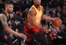 Defense Wins Jazz Ninth Straight in 115 – 96 Win in Portland