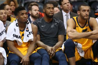 Can the Jazz Disrupt a Dynasty by Staying Big?