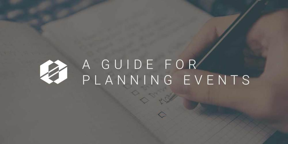 A Guide for Planning Events