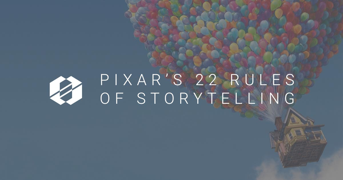 Rules of Story - Pixar's 22 Rules