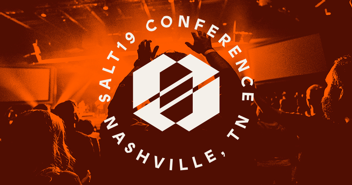 SALT19 - Creative Conference for the Church