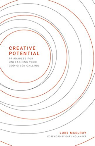 Creative Leader Books - Creative Potential by Luke McElroy