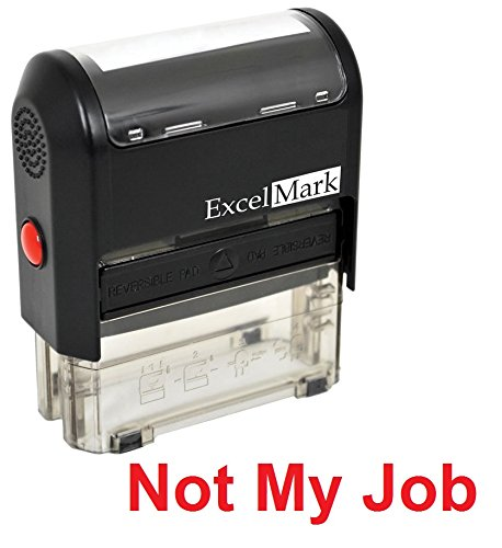 Not My Job Stamp - Creative Christmas Gifts