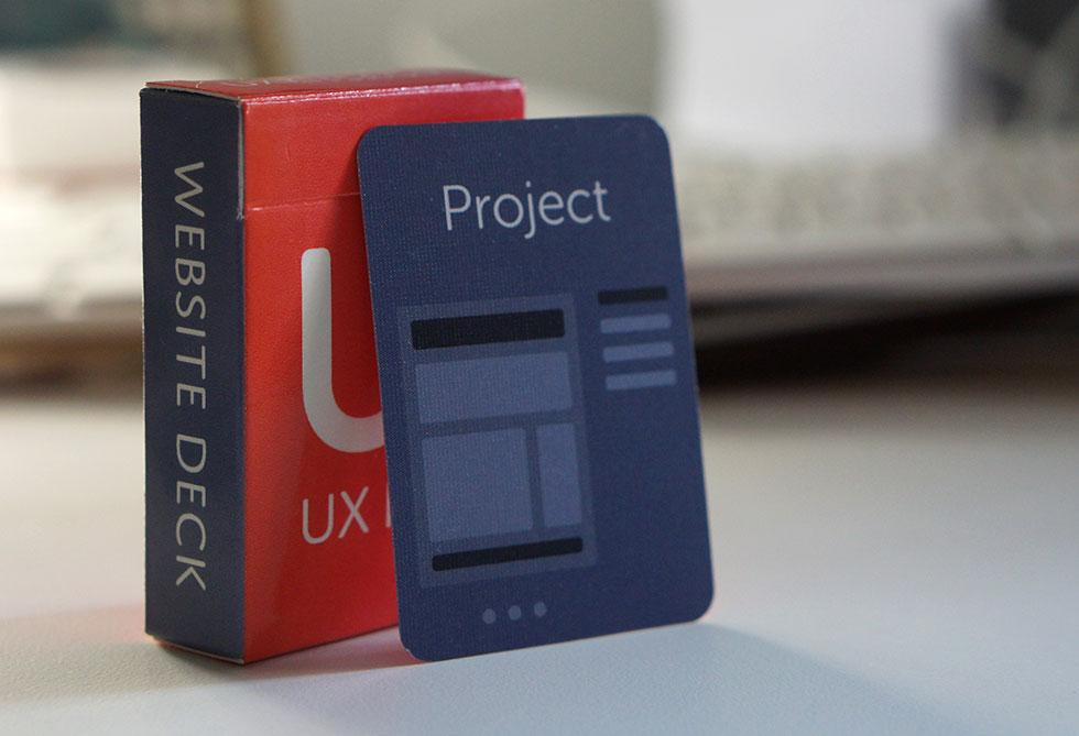 Web Interface Cards - Creative Christmas Gift
