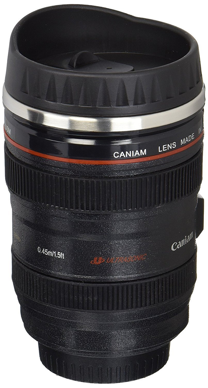 Canon Coffee Lens - Creative Christmas Gift