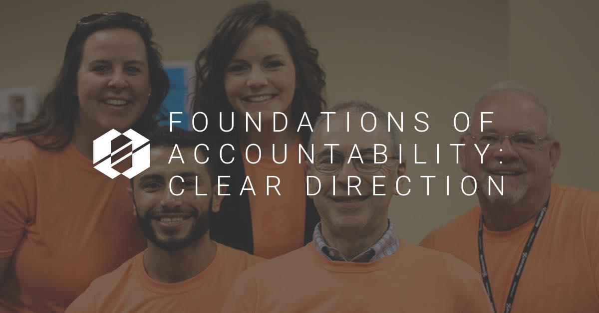 3rd Foundation of Accountability