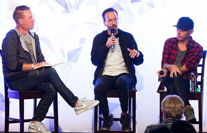 Panel of Speakers at SALT19