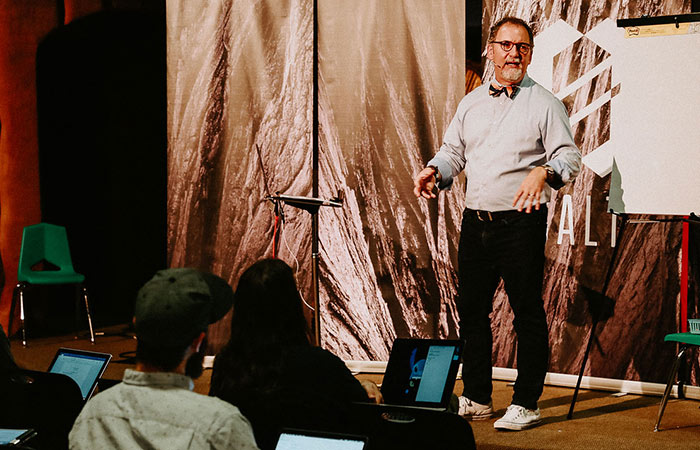 Dr. Andrew Johnston - SALT Conference Speaker