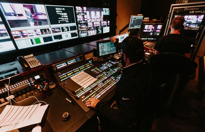 Video Control Room - SALT Conference