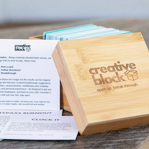 Creative blocks - Christmas ideas from SALT Community
