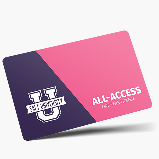 SALT University - All Access Membership
