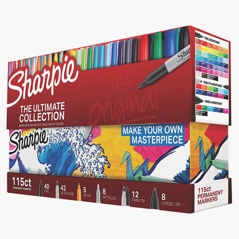 mega Sharpie Collection - Christmas ideas from SALT Community