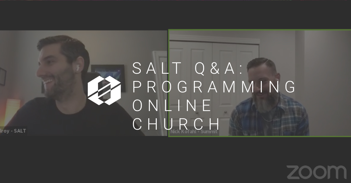 online-church-programming
