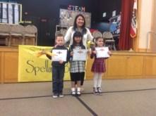 Kindergarten - Spelling Bee