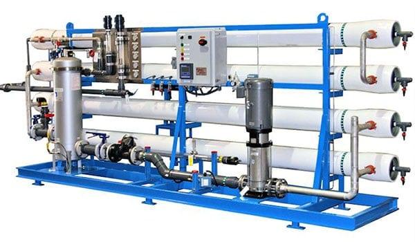Промышленные системы очистки воды