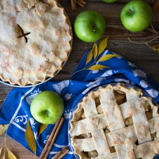 My Favorite Apple Pie Recipe