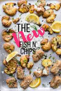 The New Healthy Fish and Chips