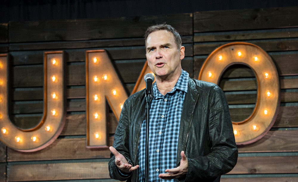 Norm Macdonald Remembered by New York Comedy Festival ...