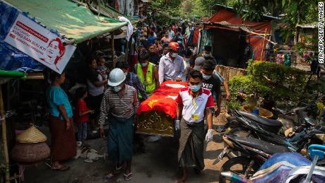 Myanmar's military is killing peaceful protesters. Here's what you need to know
