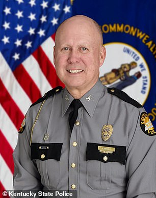 Kentucky Police Commissioner Rodney Brewer stepped down in November days after a report surfaced that an Adolf Hitler quote was used in one of the organization's training slideshows. Officials did not say if his resignation is explicitly linked to the scandal