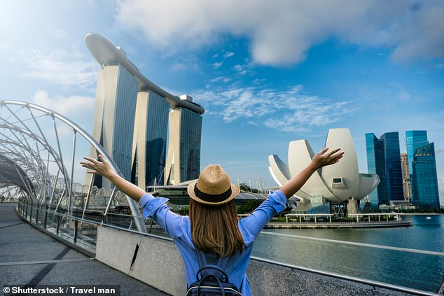 The Australian government is in talks to open a travel bubble with Singapore in the coming months