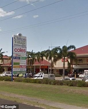 The Clifton Beach shop in Cairns will be shutting down on April 17