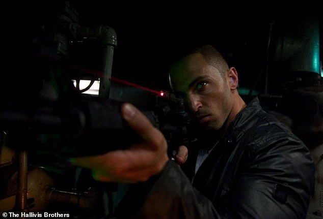 In front of the camera: Horwitz was seen in the 2014 movie Shifter
