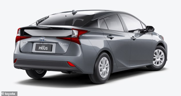 It barely outsold the Toyota Prius with only five exchanged in March, compared with 14 a year earlier