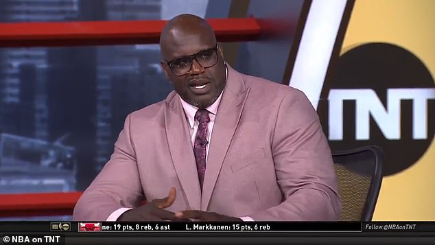 Shaq explained the viral moment, saying he likes to do a good deed every time he leaves his house