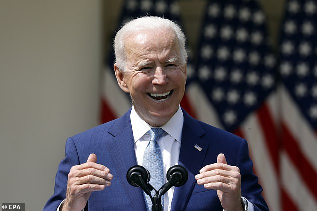Trump's successor, the Democrat 'Uncle Joe' Biden, is widely perceived as being softer on illegal immigration. As a result, false rumours of an 'open border' under him have been circulating in the poverty-stricken and politically unstable countries to America's south