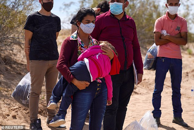 Last month, a whopping 17,0200 migrants were apprehended crossing the southern border illegally