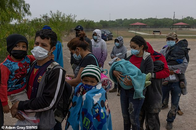 Last month, a whopping 170,000 migrants were apprehended crossing the southern border illegally