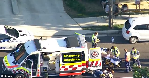 A 10 year old boy is fighting for his life after being struck by a ute on Sydney's Northern Beaches on Friday afternoon.