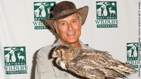 """Animal expert Jack Hanna, shown here at the National Wildlife Federation's """"Voices for Wildlife"""" Anniversary Gala in 2011, is battling dementia, his family announced. (Photo by Frederick M. Brown/Getty Images)"""