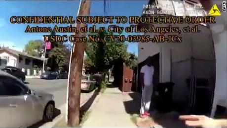 Bodycam footage released shows the 2019 arrest