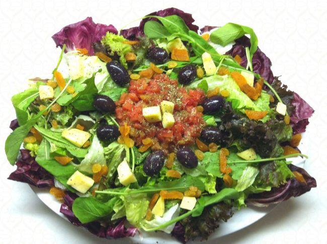 Salada Completa