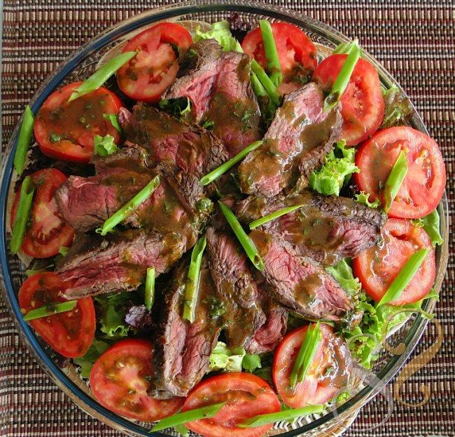 Salada de Picanha…