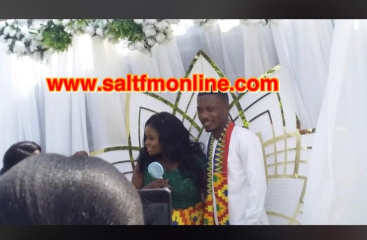 Comic Actor, Clemento Suarez Weds Longtime Girlfriend. 4
