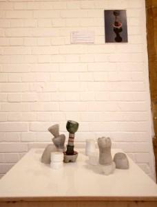 A series of work exploring rare materials or future rare materials.