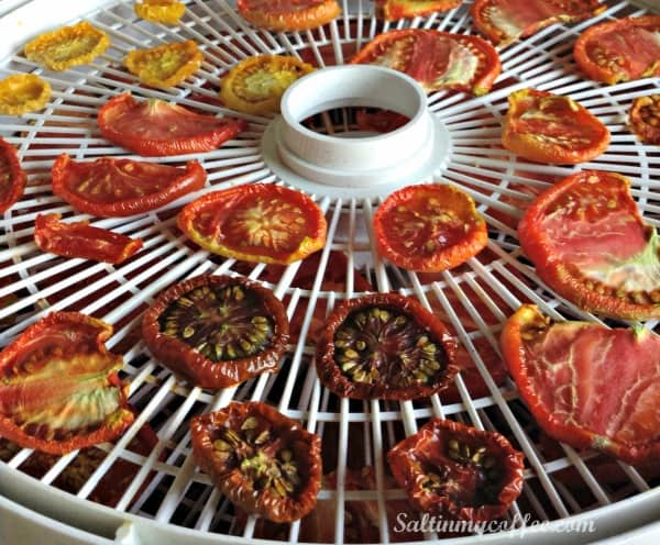 How to make sun-dried tomatoes in the dehydrator