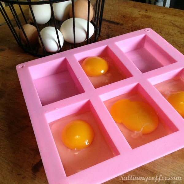 how to store extra eggs