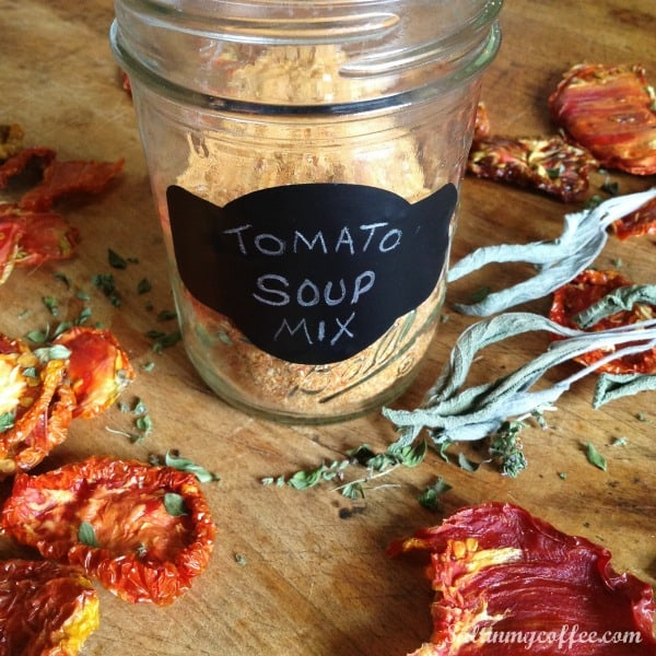 how to make tomato soup mix