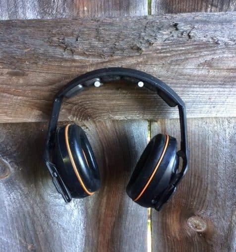 ear protection for blacksmithing