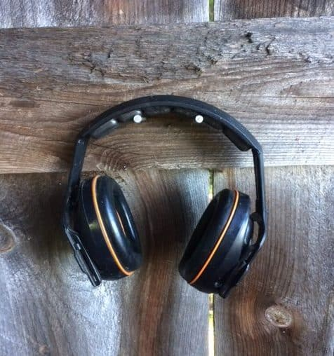 ear protection for blacksmithing