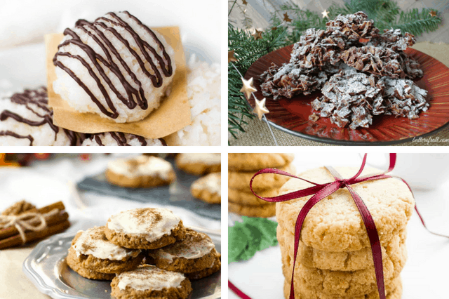 BEST Keto Christmas Cookies Recipes for 2018