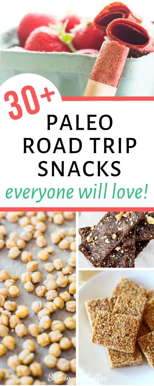 paleo road trip snacks