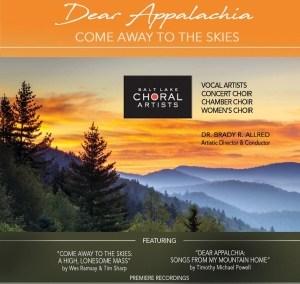 Dear Appalachia: Come Away to the Skies